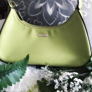 🌿{Minicci} Small Green Handbag